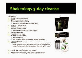 shakeology 3 nap tisztítja a fogyást