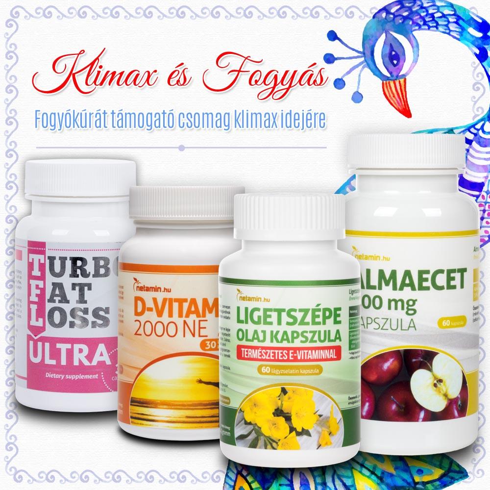 A menopauzával járó hőhullámokat súlyosbító, étrendbeli tényezők 1. rész